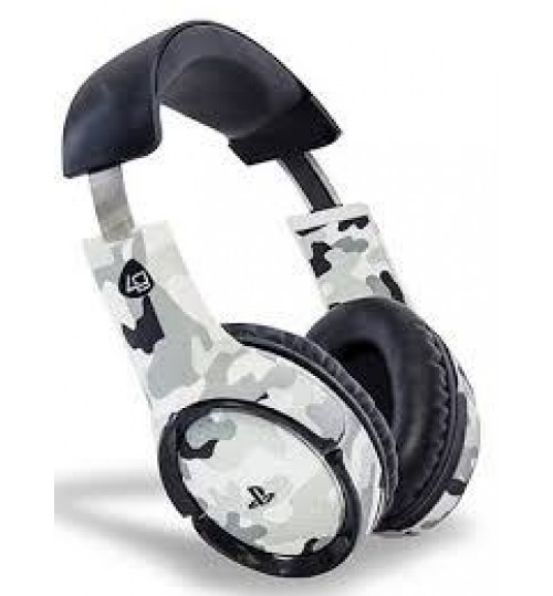 Wireless Stereo Gaming Headset Arctic Camo PRO4