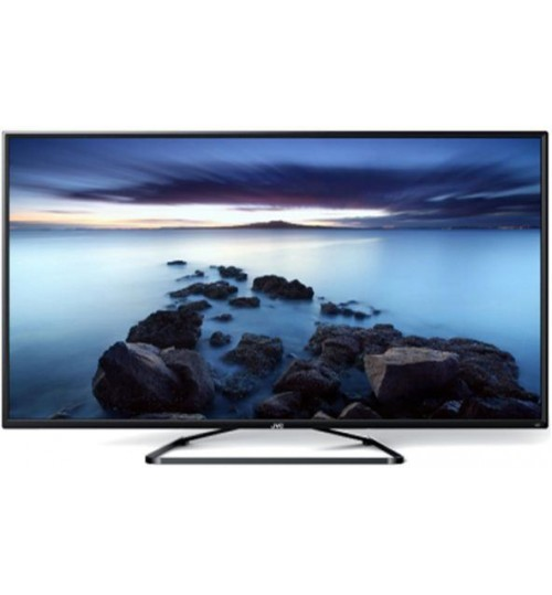 JVC 55 inch Ultra HD Smart LED TV -LT55NU42