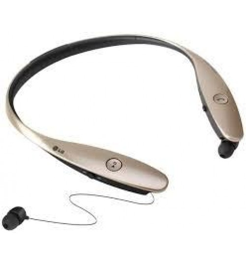 LG HBS-900 Stereo Bluetooth Headset, Gold