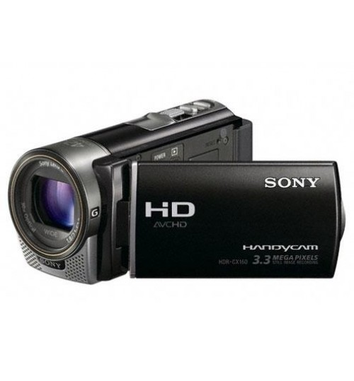 16GB Flash Memory HD Camcorder HDR-CX160E