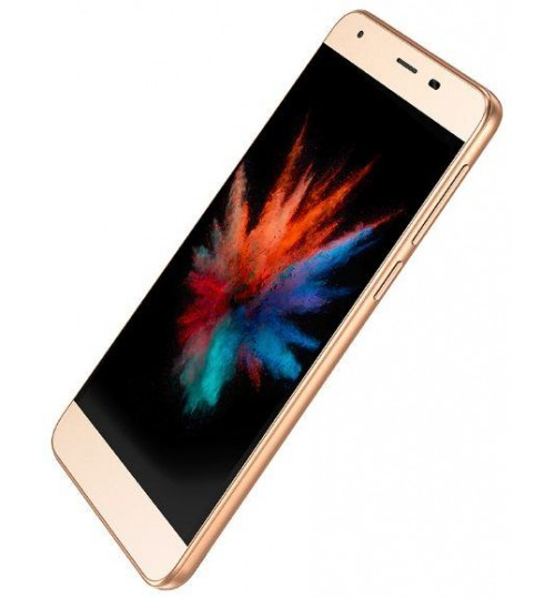 Innjoo Fire2 Plus Dual Sim - 16GB, 4G LTE, Gold