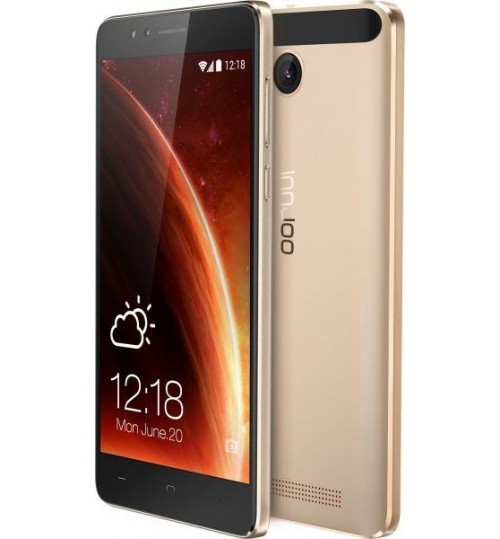 Innjoo Halo Plus Dual Sim - 8GB, 3G, Wifi, Gold
