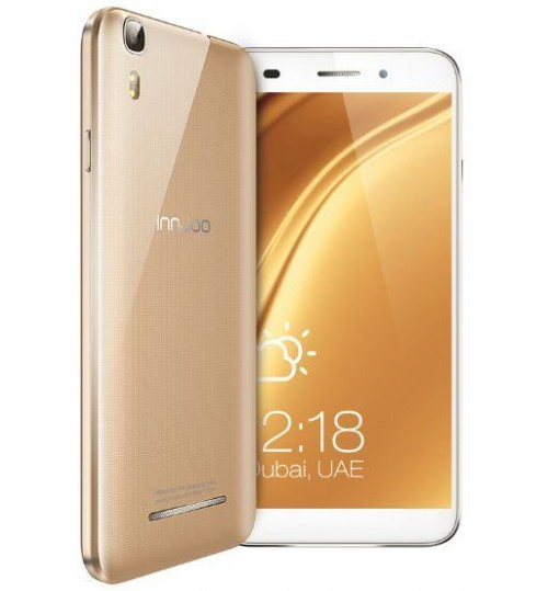 InnJoo Fire Dual Sim - 16GB, 3G, Wifi, Gold