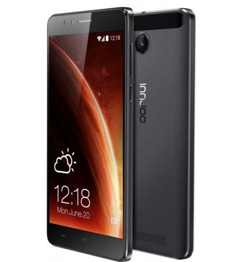 Innjoo Halo Plus Dual Sim - 8GB, 3G, Wifi, Gray