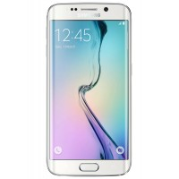 Samsung Galaxy S6 Edge ,32 GB, 4G LTE, White,2 Years Guarantee