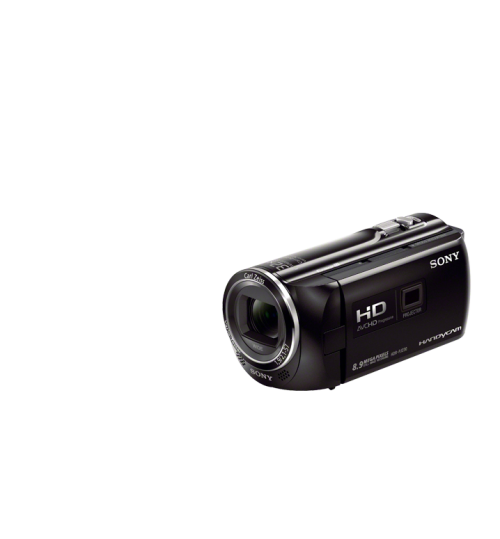 8GB Full HD Camcorder with Projector HDR-PJ230E
