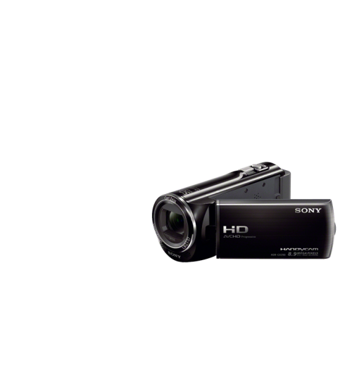 Full HD 8GB Flash Memory Camcorder  - HDR-CX290E