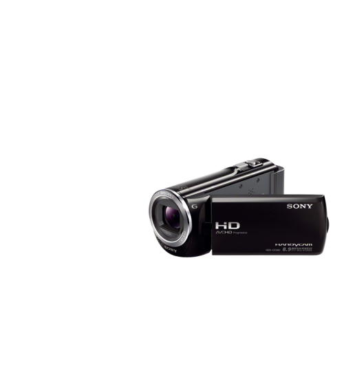 Full HD 16GB Flash Memory Camcorder HDR-CX380E