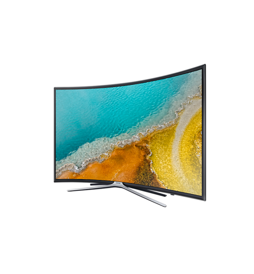 "Samsung TV 55"" FUll HD Curved Smart TV K6500 Series 6 Warranty Agent   UA55K6500AR"