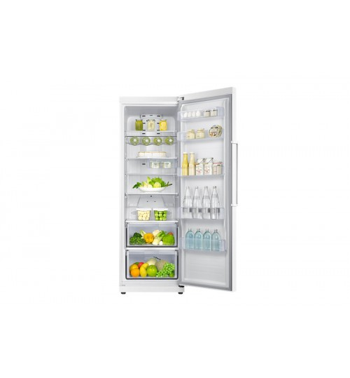 Samsung Refrigerator Fridge with All,Around Cooling, 350 L ,Warranty Agent,PR35H6110WWA