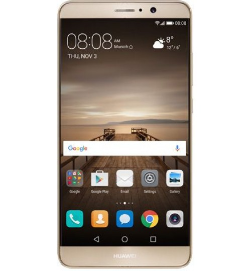 Huawei Mate9, Dual Sim ,64 GB, 4 GB RAM, 4G LTE , Gold,1 Years Guarantee