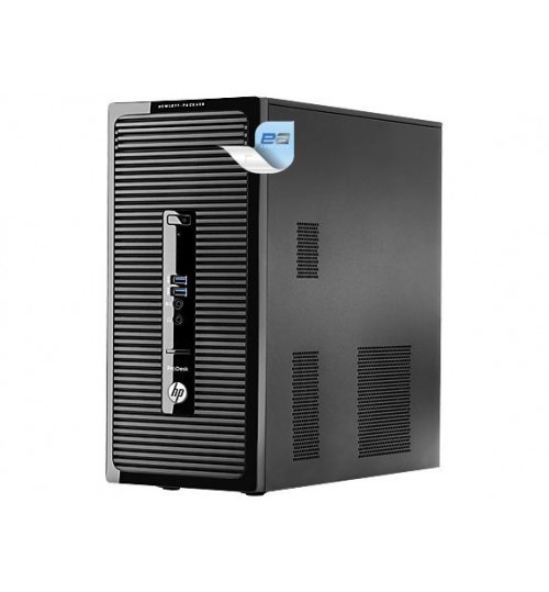 hp Computer ,Intel® Core™ i5-4590S , 4 GB ,500 GB , Intel HD Graphics 4400 , J4B40EA,Guarantee 2 Years.
