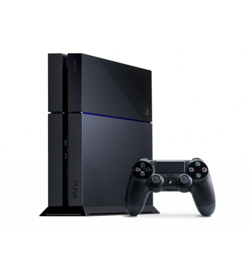 PlayStation 4 ,Sony,500 GB ,Controller ,Guarantee 2 Years from Agent Sony Saudi Arabia