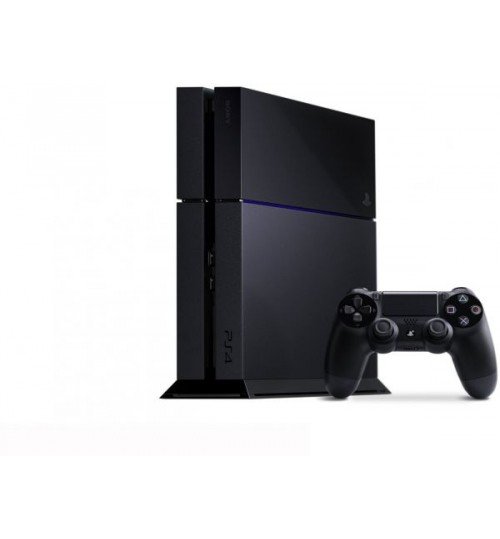 Sony PlayStation4,500GB Black ,model  CUH-1116AB,Guarantty 2 Years