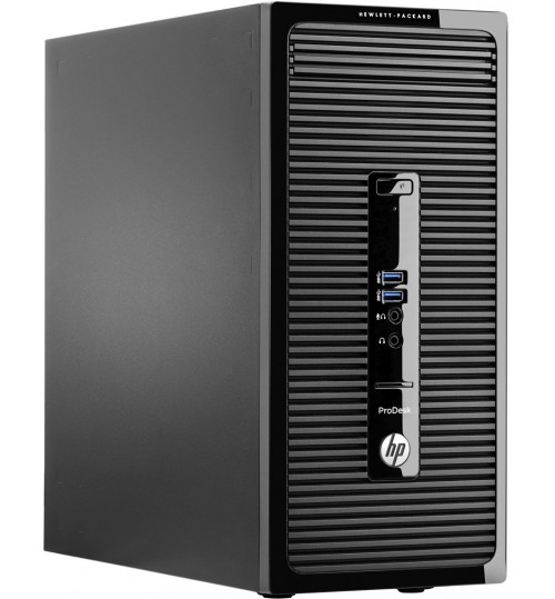 Computer,HP PC , ProDesk, 400 G2 ,Intel Core i5,4590S, 500GB, 4GB, Black ,Guarantee 2 Years