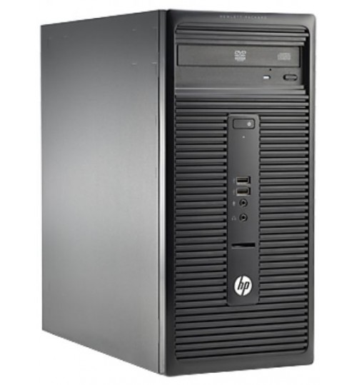 Computer Hp Pro,i5,Hard 500GB,RAM4GB,Forth Generation Hp PC,Black,Guarantee 2 Years