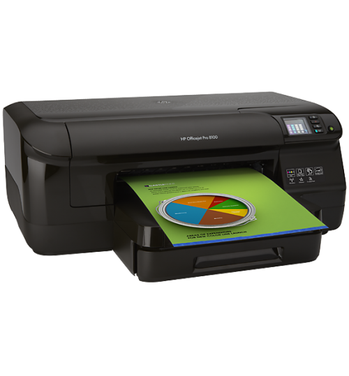 Printer HP,HP OfficeJet Pro 8100 ePrint ,Wireless printer,CM752A,Guarantee 2 Years