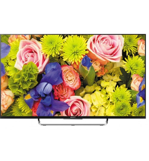 "Sony TV,Smart TV,50"" Andriod,3D,Slim Design,NFC,X-reality,KDL-50W800C,Guarantee 2 Years"