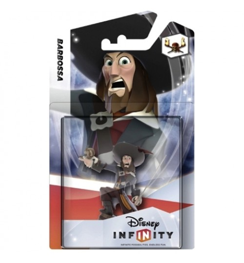 Infinity  Barbossa Figure,NEW Disney Infinity Character,Barbossa ,Game