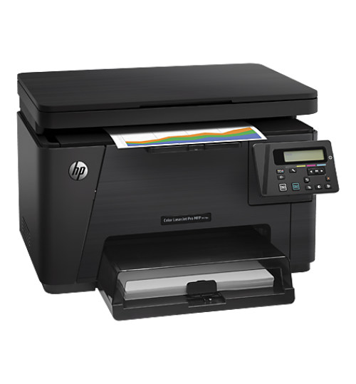HP Printer,HP Color LaserJet Pro MFP M176n,CF547A,Agent Guarantee