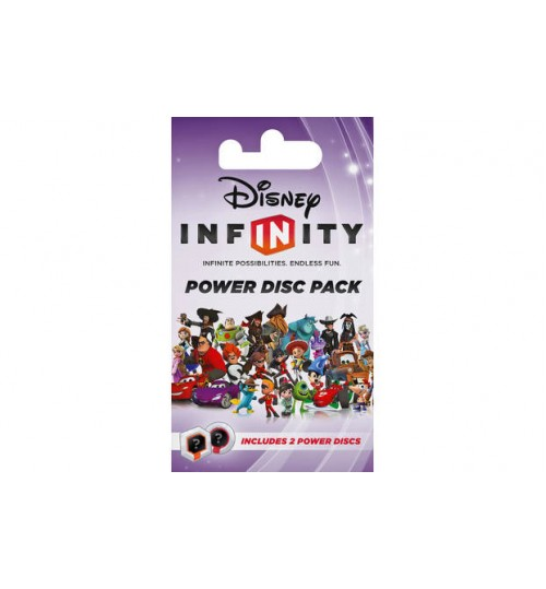 Infinity EU 2-Power Disks Series 3 Pack,Disney INFINITY Power Disc PackوSeries 3,Playstation ,XBox