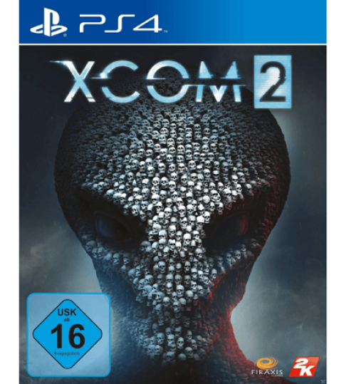 Playstation Games,XCOM 2,PS4
