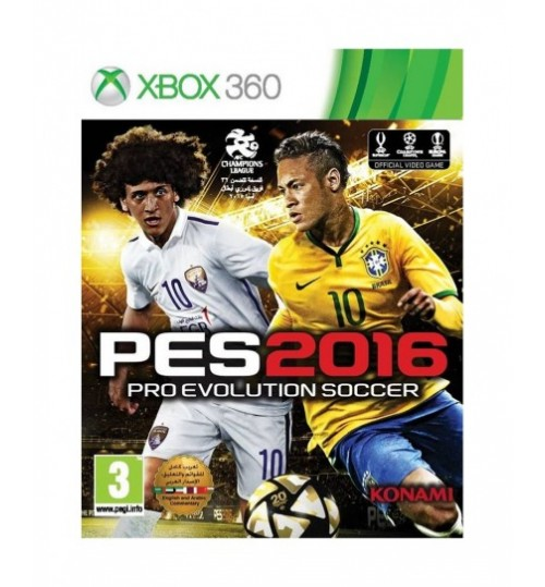 XBox Games,Pro Evolution Soccer 2016 Day 1 Edition, Xbox 360 Game,PES 2016 XB3 D1