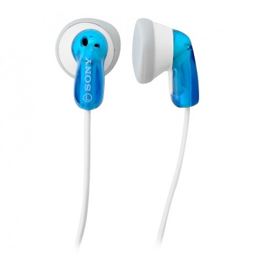Sony Headphone,Sony,Earbud Headphones,MDR-E9LP/L ,Blue