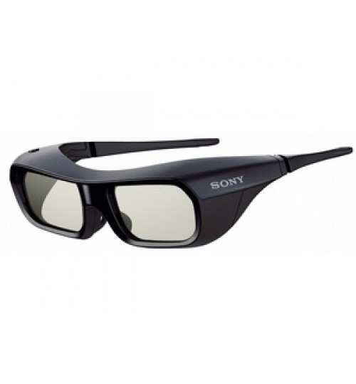SONY Glasses,3D GLASSES,TDG-BR200/B ,black,HDMI Cable - 2 mM,Agent Guarantee