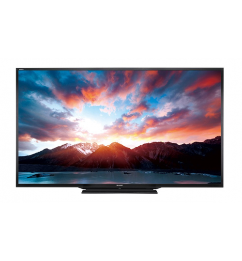 "Sharp TV,90"",LED,3D,Smart TV,90 Inch,HD 1080p,WI Fi,Bluetooth,LC90LE760X,Agent Guarantee"