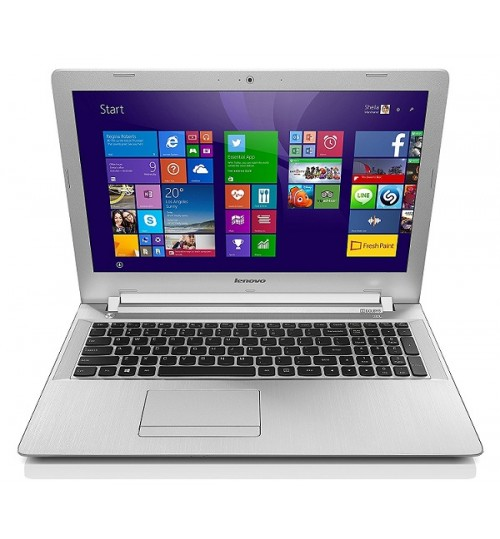 Laptop Lenovo, 15.6-inch Laptop ,Core i7-5500U,8GB,1TB,Win 8.1,4GB Graphics,Z51-70 80K60002IN,White,Agent Guarantee