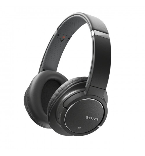 Headphone Sony,Noise Cancelling Bluetooth Headphones,Wireless,Black,MDR-ZX770BN,Agent Guarantee