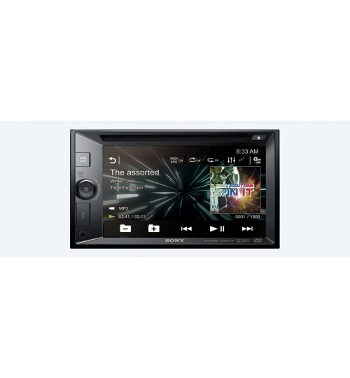 DVD Player,Size15.75cm ,LCD ,DVD Receiv,Touch Screen,XAV-W650BT,Agent Guarantee