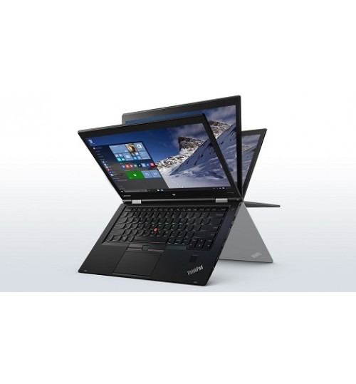 "Lenovo ThinkPad, X1 Yoga,20FQ000QUS,14"" ,Touchscreen Ultrabook,Core i7-6500U, 8GB RAM, 256GB SSD, Windows 10 Pro,Black,Guarantee2 Years"