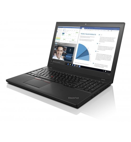 "Lenovo ThinkPad,Intel Core i7-6500U Processor,15.6"",512GB SSD,T560,8GB RAM,HD Graphic,Black,Agent Guarantee"
