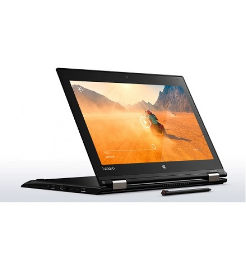 "Laptop Lenovo,Lenovo ThinkPad Yoga 260,Core i7-6500U, 512GB SSD,8 GB RAM,14"" Full HD Touch Display, Win 10 Pro,Black,Agent Guarantee"