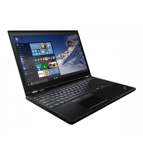 Laptop Lenovo,Think PAD P50,Core i7,6820,screen 15.6 inch,Touch Screen,Hard 500 GB+512 GB,16 GB RAM,Graphic w/HD,Win10 PRO,Black,Agent Guarantee