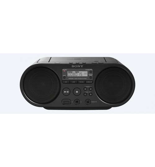 RADIOS  PORTABLE CD PLAYERS,SONY,ZS-PS50,AGENT GUARANTEE