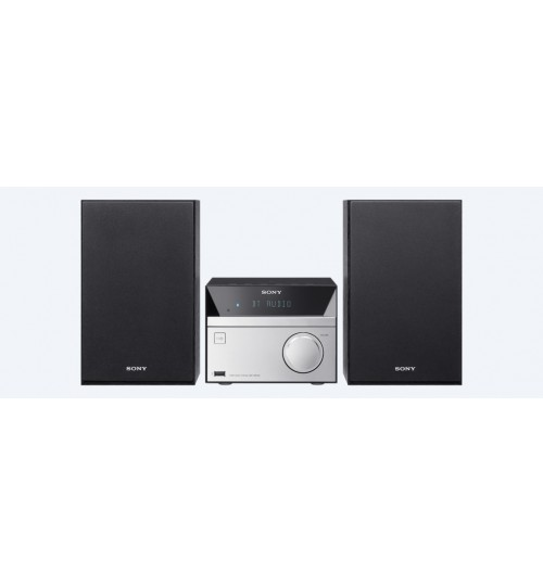 AUDIO SYSTEMS,Sony,CD Player with Bluetooth Audio System,CMT-SBT20,Agent Guarantee