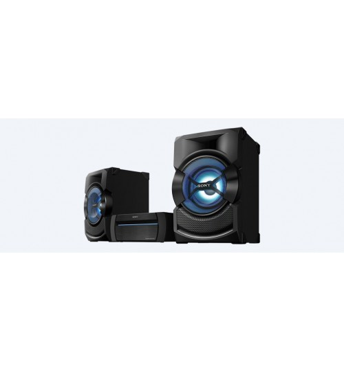 Audio System,Sony,High Power Home Audio System with Bluetooth,SHAKE-X1D,Agent Guarantee