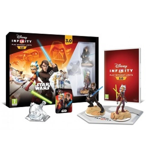 Playstation Games,Disney Infinity 3.0: Star Wars Starter Pack,PS4