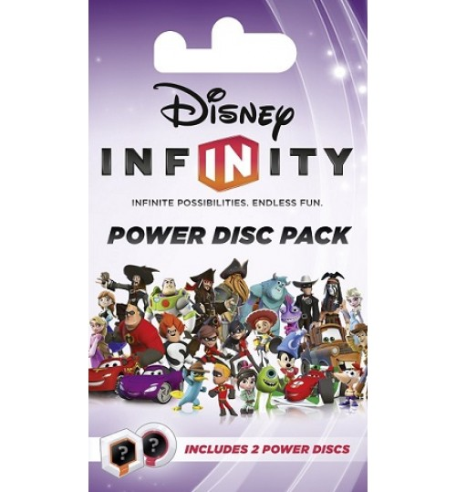 Disney Infinity,EU 2-Power Disks Series 3,Xbox 360,PS3,Nintendo,Wii/Wii,U/3DS,Games
