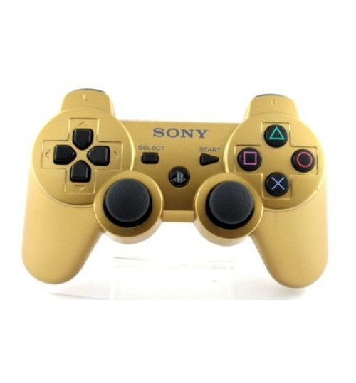Playstation Accessories,DUAL SHOCK WIRELESS CONTROLLER BULK,CECHZC2E/BUNDLE,Gold,Agent Guarantee