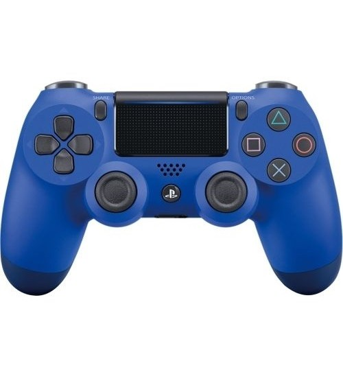 DualShock 4 Wireless Controller for PlayStation 4 ,Jet Blue,CUH-ZCT1,Agent Guarantee