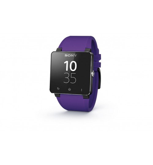 Smart Watches Sony,Smart Watch 2 Sony,WATCH 2 STRAP  Made for Android,Purple,Agent Guarantee