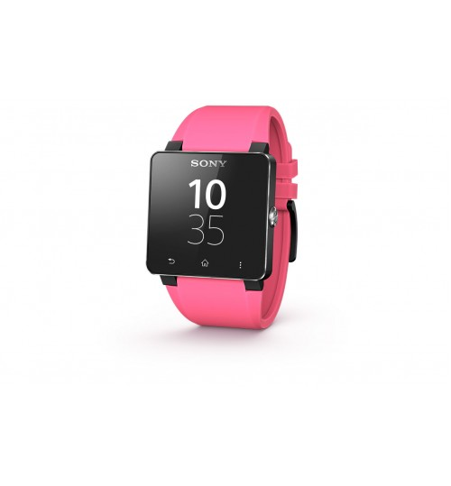 Smart Watches Sony,Smart Watch 2 Sony,WATCH 2 STRAP  Made for Android,Pink,Agent Guarantee