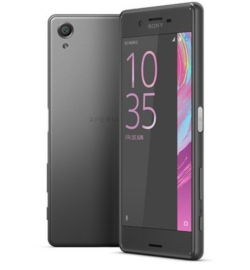 "Sony Xperia,Sony Xperia X F5122,DUAL SIM,Screen 5.0"",Camera 23MP,Memory  64GB,Smartphone ,Slim Black,F5122-BLK,Agent Guarantee"
