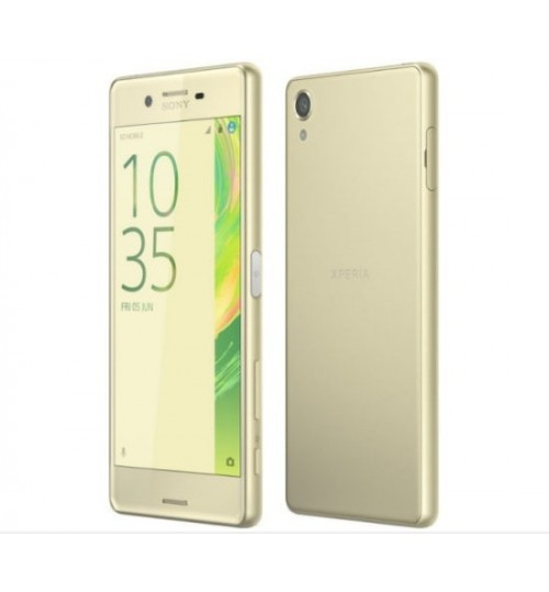 "Sony Xperia,Sony Xperia X F5122,DUAL SIM,Screen 5.0"",Camera 23MP,Memory  64GB,Smartphone ,lime Gold,F5122-lime,Agent Guarantee"