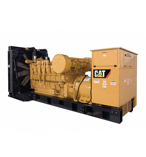 Generator Caterpillar Used Generator Catepillar 1000 kW in Very Good Condition like new diesel generator set CAT 3512 engine