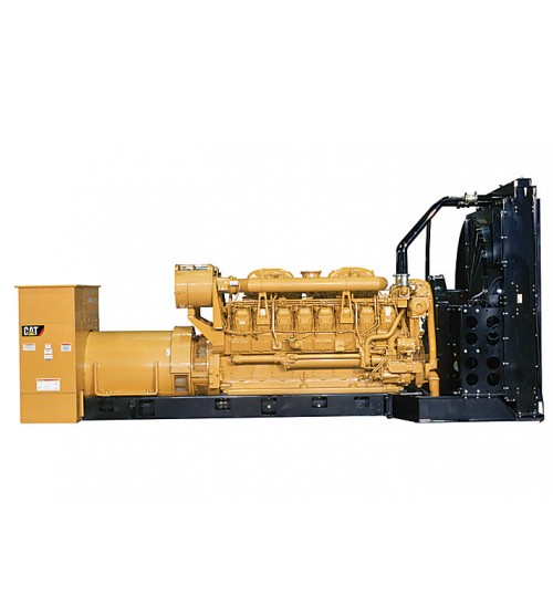 Generator Caterpillar 3516 Used Generator Catepillar Model 1999 Power 1500 Kw,in Very Good Condition like new